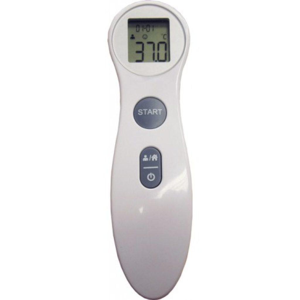Infrarouge Thermomètre Auriculaire Numérique clinique enfant ou adulte C ou F